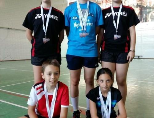 Cinci juniori timișoreni de la CSM în frunte cu Cristina Sîrbu, 2xaur + argint, strâng 9 medalii la Practicom Youth Challenge 2018