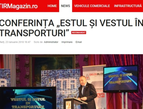 (Română) Premiul UNTRR pentru transport ecologic